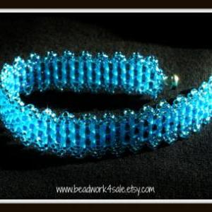 Handmade Beaded Jewelry (OOAK) Neck..