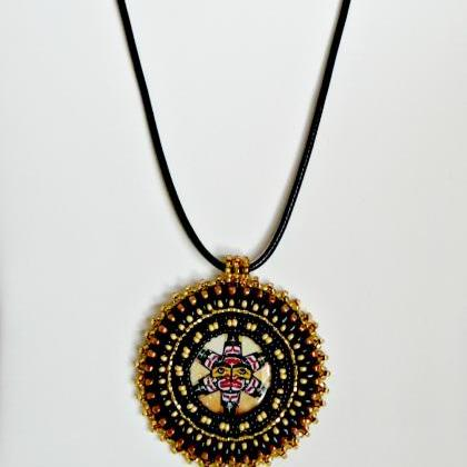 Pacific Northwest Tribal Medallion ..